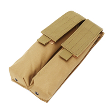 New Molle Magazine Pouch Double P90/UMP Military Magazine Pouch Tactical Hunting Bag Mag Molle Pouches все цены