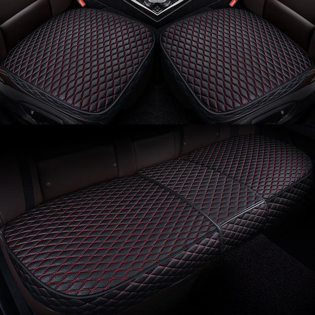 רכב קדמי אחורי מושב מכסה מכונית מושב המכונית כרית מושב כריות אוטומטי פנים רכב משאית Suv ואן מושב כיסוי מכונית מחצלת כיסוי