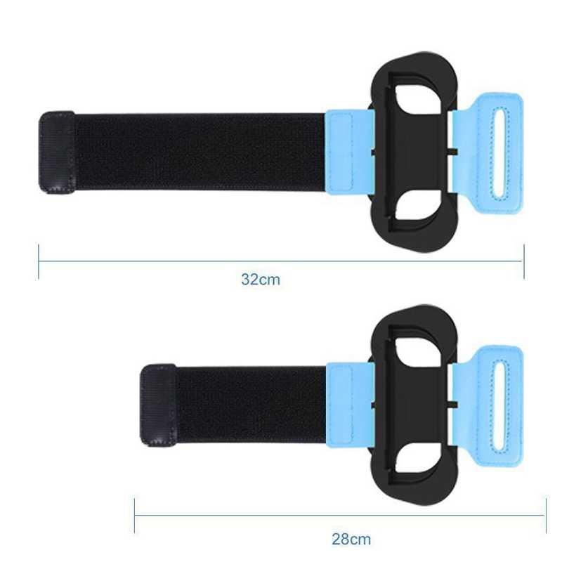 Hot!! 2 Stuks Armband Verstelbare Armband Voor Nintend Schakelaar Ns Controller Joycon