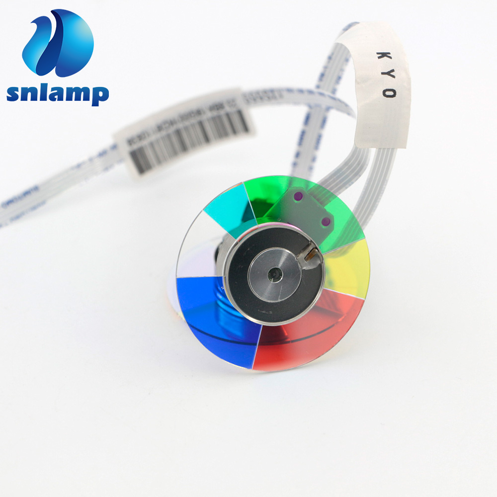 ORIGINAL /& Brand New Color Wheel for OPTOMA HD141X HD180 GT1080 HD230X