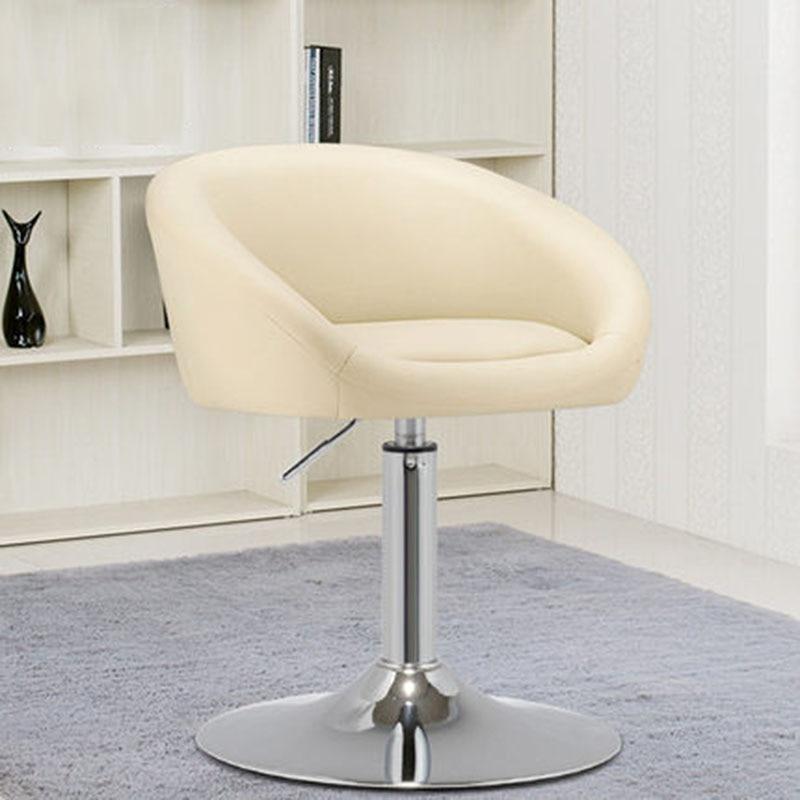 Short Bar Rotating Chair European Fashion Simple Bar Creative Stool Lifting Home Coffee Office Chair Meeting Chair