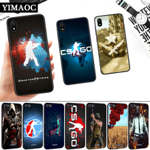 Counter Strike CS GO and PUBG Silicone Soft Case for Redmi 4A 4X 5 Plus 5A 6 Pro 6A 7 7A S2 Go K20 Note Prime 8