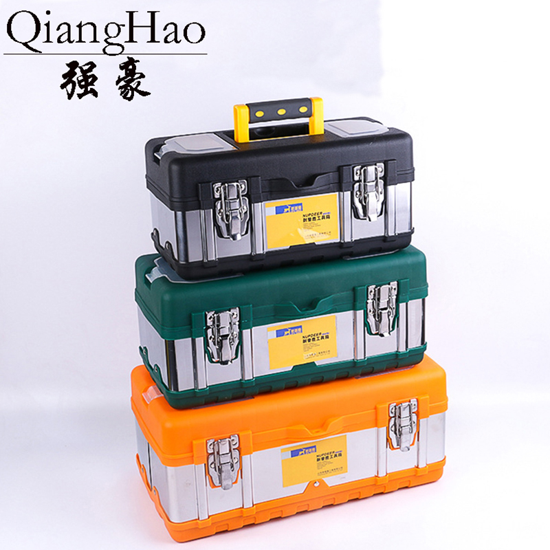 Tool-Box International Qianghao Stainless-Steel Electrician Large Plastic Brand Household