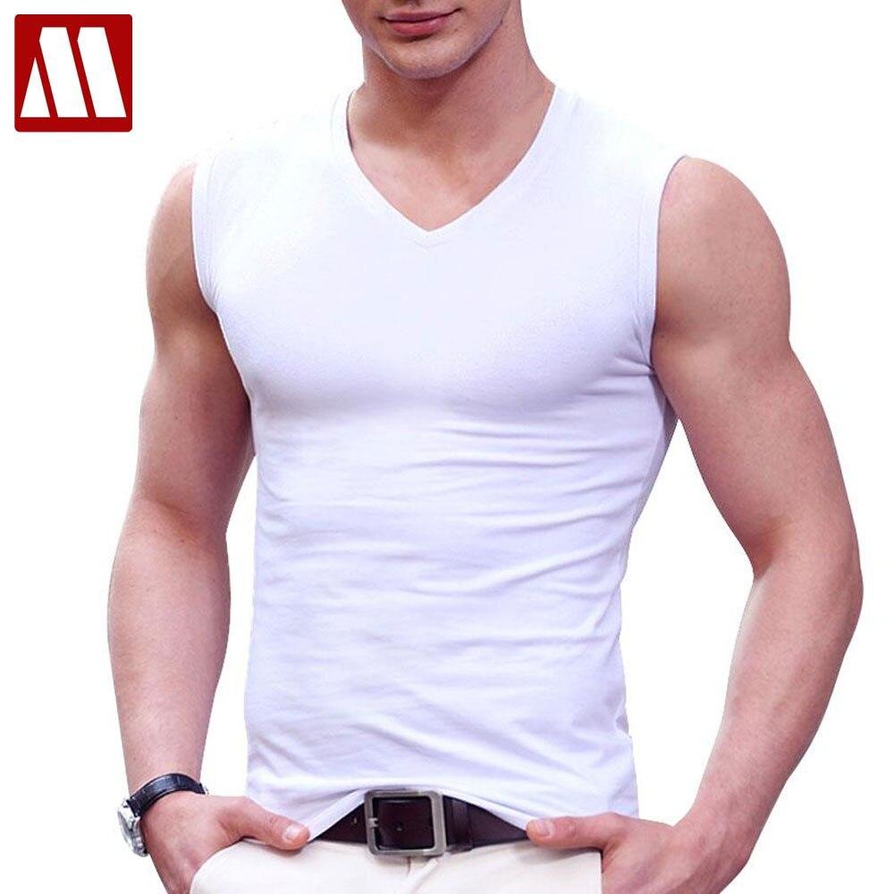 Men vests 100/% Cotton Vest Tank Top Gym And Training Top S M L XL XXL