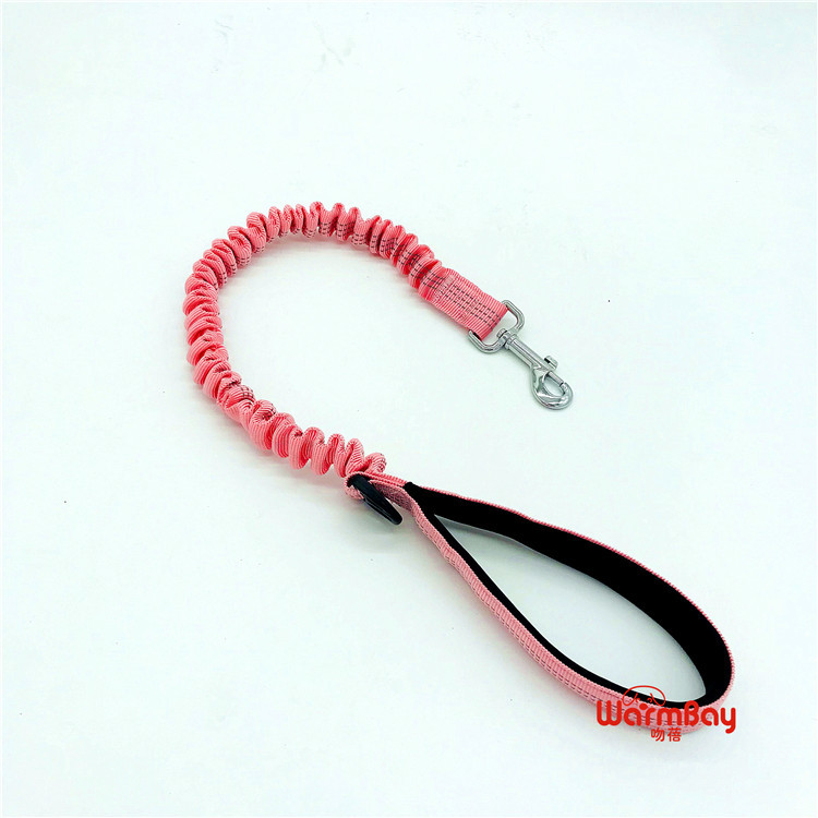 Dog Dacron Weaving Reflective Telescopic Hand Holding Rope Supplies New Style Pet Supplies