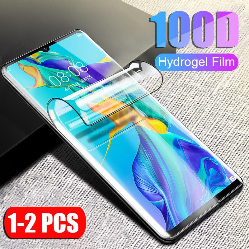 2 шт. Защитная пленка для экрана для huawei P30 pro lite, закаленное стекло для huawei P 30 pro lite p30 p30pro P30lite P30, Гидрогелевая мягкая пленка