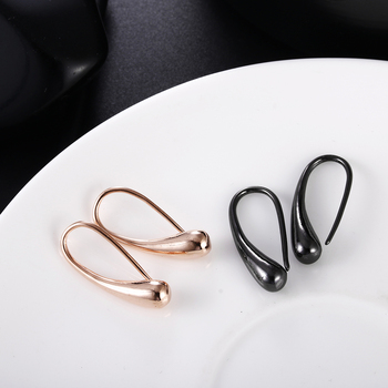factory price E04 wholesale Drop WOMEN earring lady cute nice hot silver color earrings high quality fashion classic jewelry 4