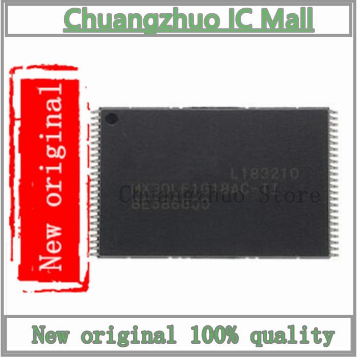 2 PCS MX30LF1G08AA-TI TSSOP-48 MX30LF1G08 IC CHIP