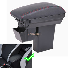 Armrest For Toyota Vios Yaris 2019~2021 Center Console Box Car Arm Rest Ashtray Storage Box with CUP Holder