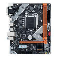 Huananzhi B75 เมนบอร์ดเดสก์ท็อป LGA1155 สำหรับ I3 I5 I7 CPU สนับสนุน DDR3 Memory