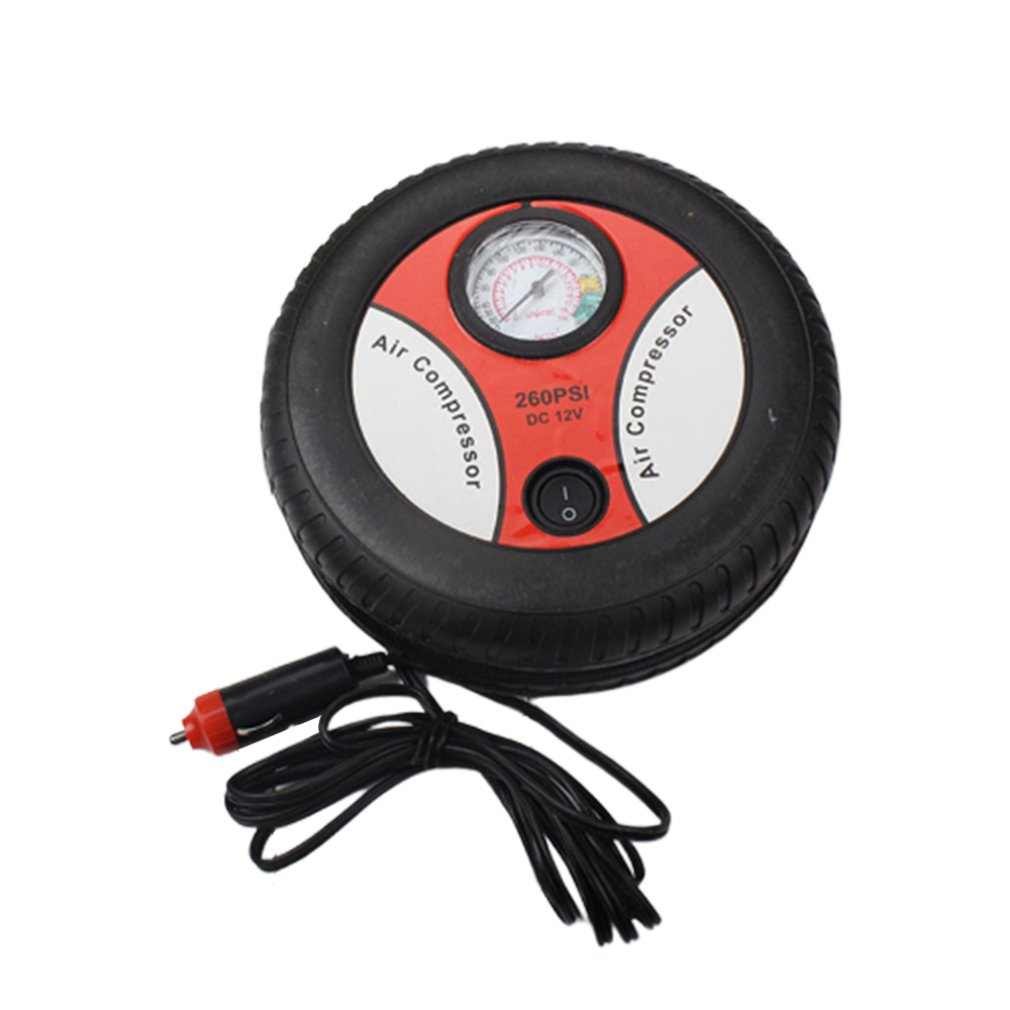 Inflator Pump Vehicle-mounted Inflator Pump Tyre Portable Air Pump Automobile 12V High Pressure Car Blast Pump