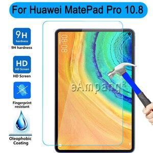 Экран протектор Закаленное Стекло для huawei Matepad Pro 10,8 MRX-W09 MRX-W19 MRX-AL09 MRX-AL планшет защитный Стекло с уровнем твердости 9H HD 0,3