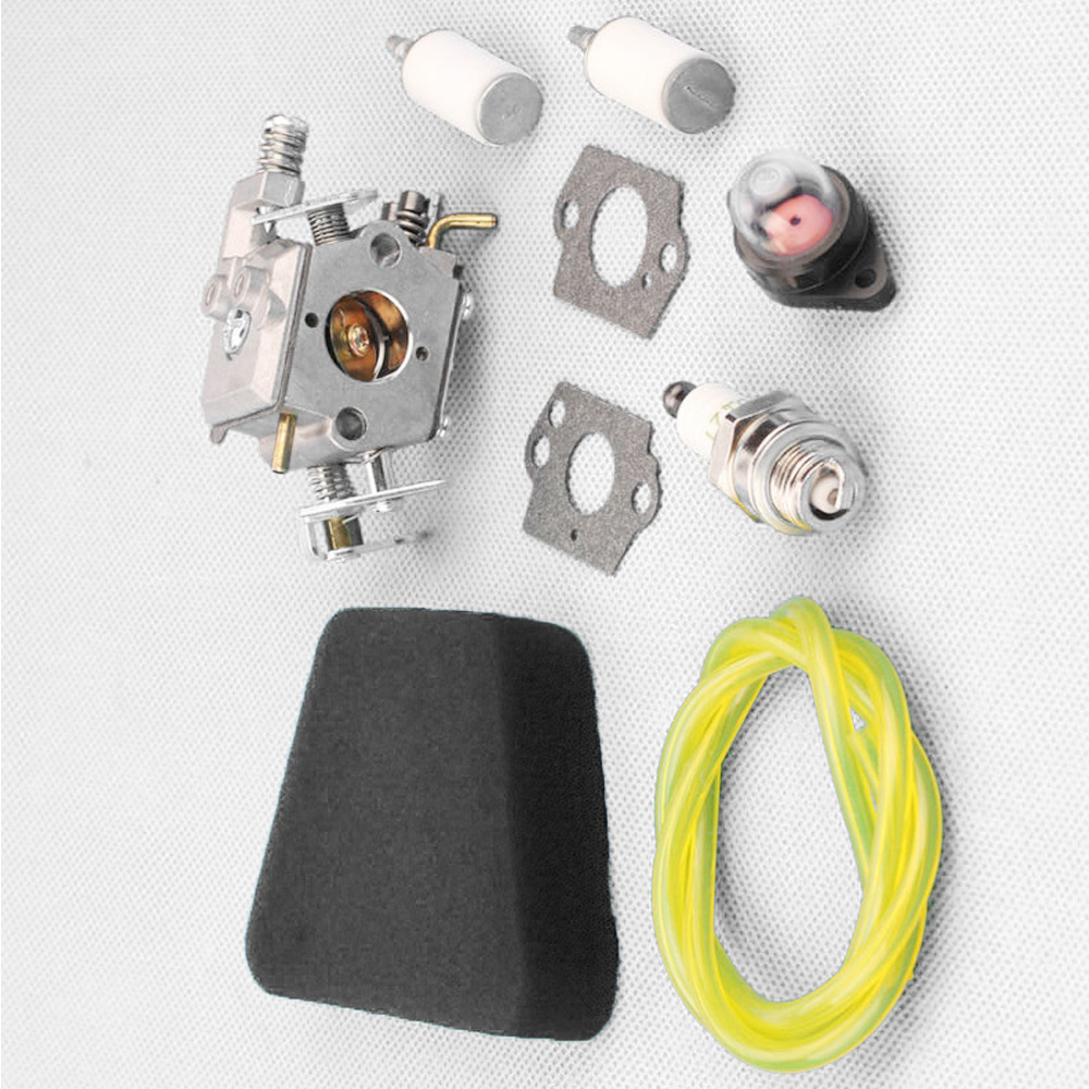 Carburetor Gaskets Air Filter For McCulloch Mac 333 335 338 435 436 438 Chainsaw