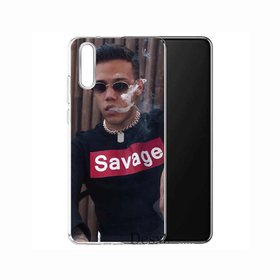 Handy Fall Für Huawei Mate 30 10 20 Pro Lite Y6 Y7 Y9 Nova 2i 3i 5i 2 3 4 abdeckung Jhay Cortez