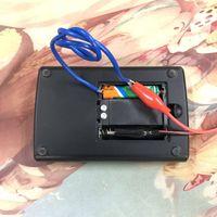 Tüketici Elektroniği'ten AC/DC Adaptörler'de 2020 yeni yerine 2x AA AAA pil Eliminator USB 5V için 3V Step down kablo radyo oyuncak