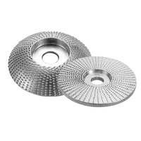 Angle Grinding Wheel Carving Shaping Woodworking Rotary Tool Abrasive Tungsten Carbide Teeth Power Tool Accessories