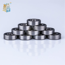 1-10pcs 604 605 606 607 608 609 2rs Rs Rubber Sealed Deep Groove Ball Bearing Miniature Bearing