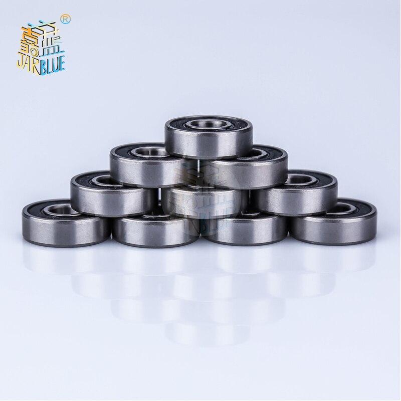 Premium 6005 2RS Ball /& Roller Bearings 10 Pack Bulk