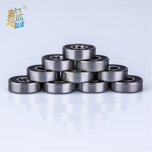 1-5pcs 6000 6001 6002 6003 6004 6005 2rs Rs Rubber Sealed Deep Groove Ball Bearing Miniature Bearing