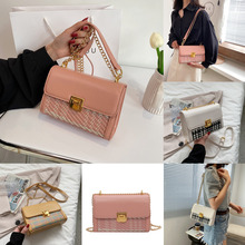 Bags Messenger-Bag Small Female One-Shoulder Summer New-Fashion Ins Foreign-Chain