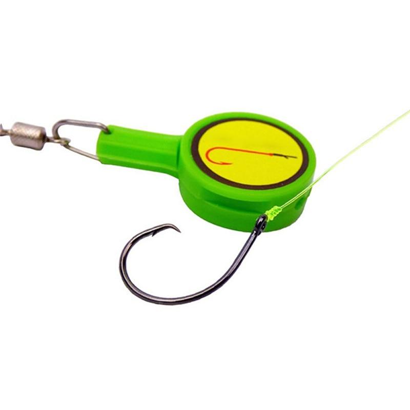 Pesca ao ar livre rápida nó ferramenta