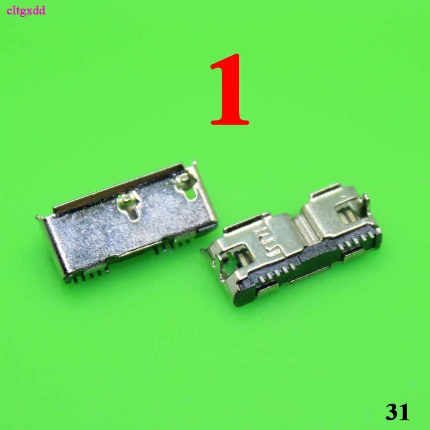 Voor Western Digital Seagate Toshiba Mobiele Harde Schijven/Tablet DIP2 10pin Micro Usb 3.0 Type B Dip Vrouwelijke socket Interface
