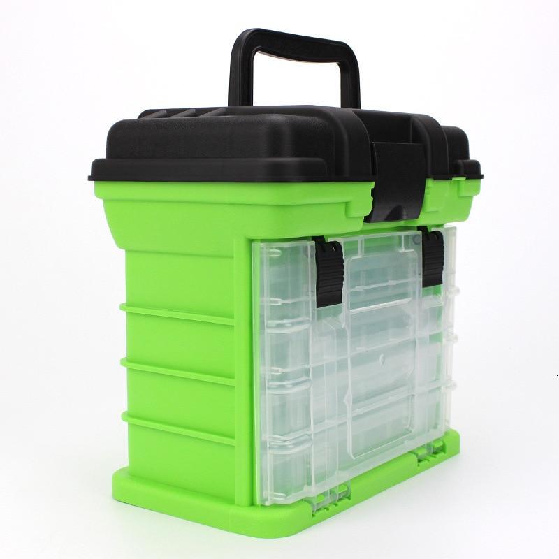 equipamento de pesca com alça de plástico