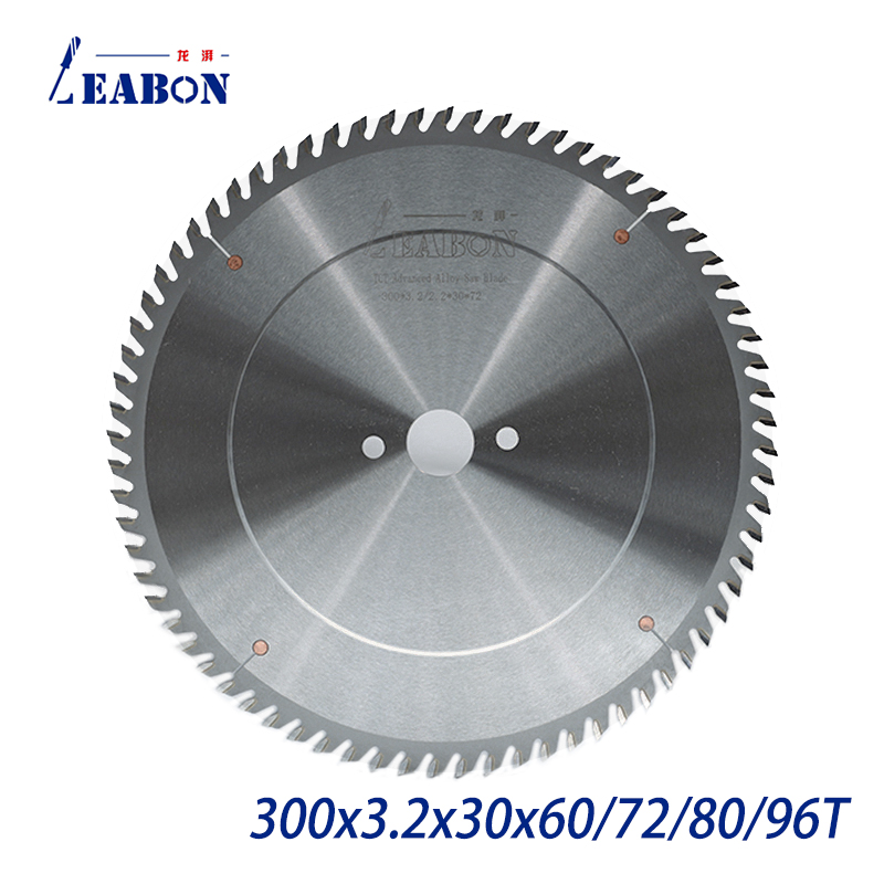 TCT Circular Saw Blade Industrial Grade for Woodworking Sliding Table Saw Wood Cutting Tools 300mm (12