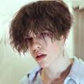 LUPU синтетический короткий вьющийся парик для мальчиков черные коричневые Натуральные Искусственные накладные волосы для мужчин красивый ...