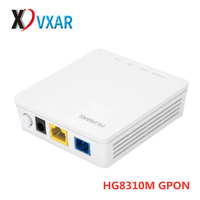 10pcs used hua wei hg8310m ftth gpon ont modem 1GE GPON ONU FTTH for MA5680T/MA5683T/MA5608T olt second hand