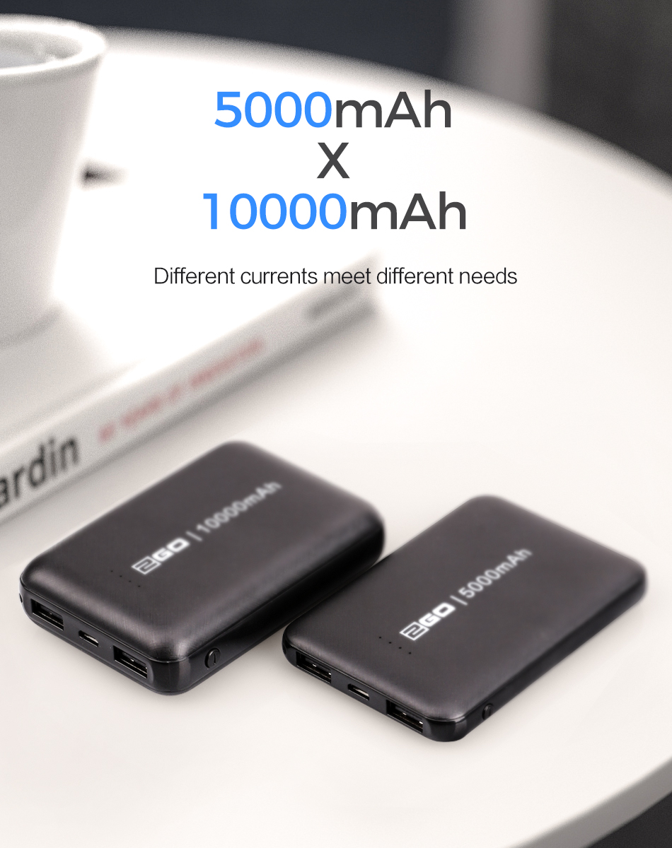 ROCK Slim Power Bank 10000mAh External Battery Charger Mini Pover Bank Powerbank for iphone Samsung Xiaomi Fast charging 3
