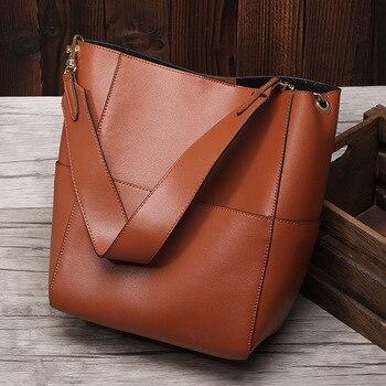 2020 New Bag Fashion Shoulder Bag Women's Handbag Wallet Casual Shoulder Bag Bucket Bag
