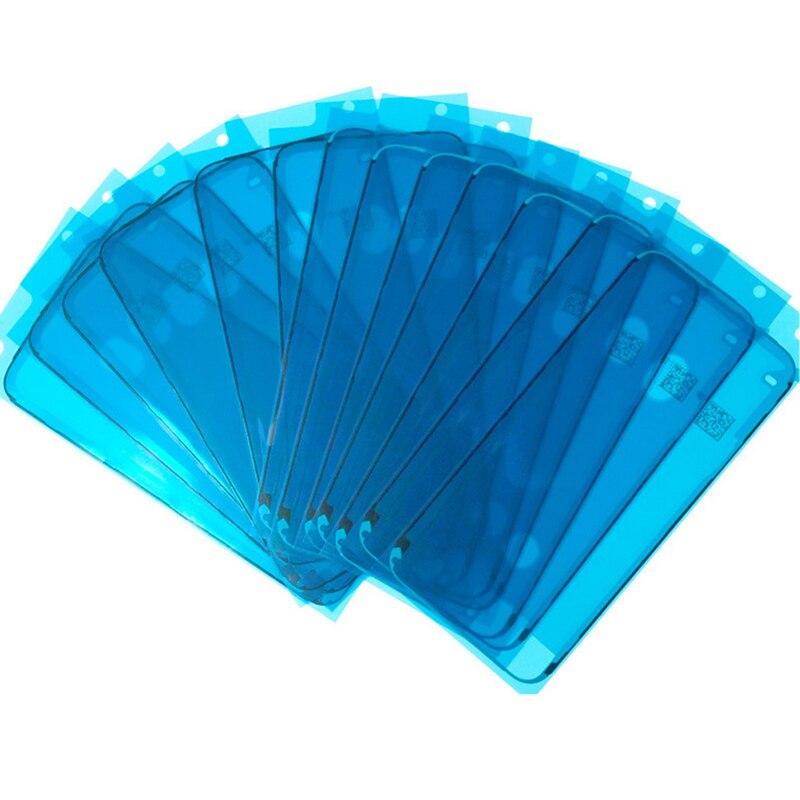 Sticker for IPhone 6s/6s plus/7s /7plus/8/8 plus/XR/X /XS Screen Tape Adhesive Glue Repair Part Adhesive Waterproof