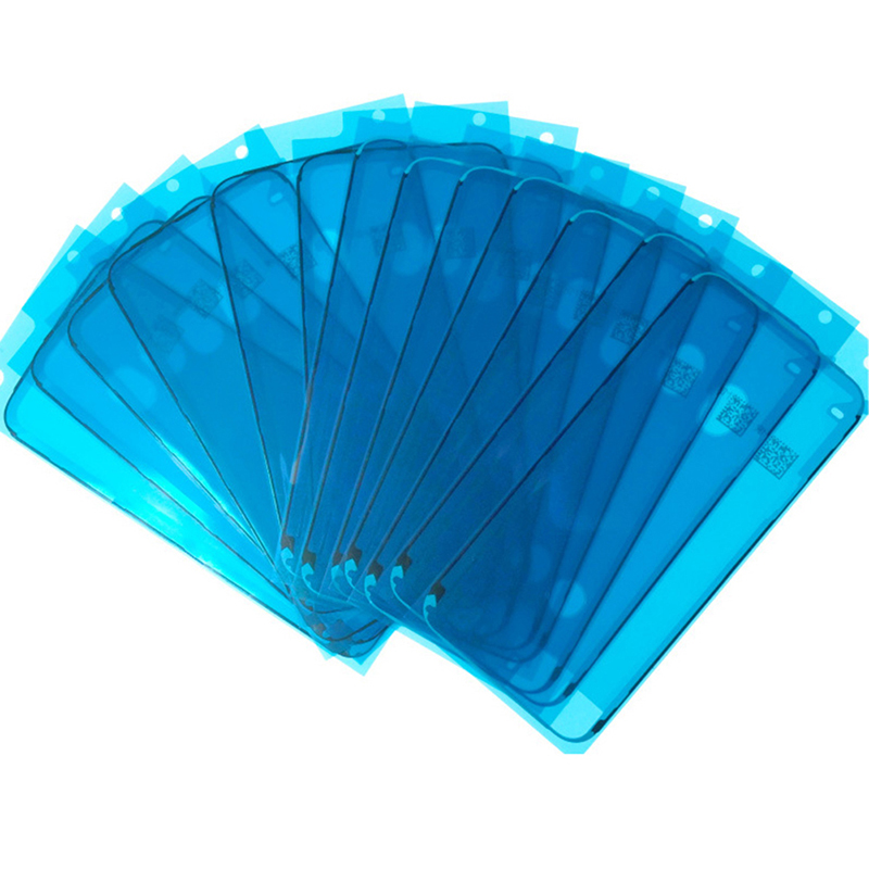 2pcs Sticker For IPhone 6s/6s Plus/7s /7plus/8/8 Plus/XR/X /XS Screen Tape Adhesive Glue Repair Part Adhesive Waterproof