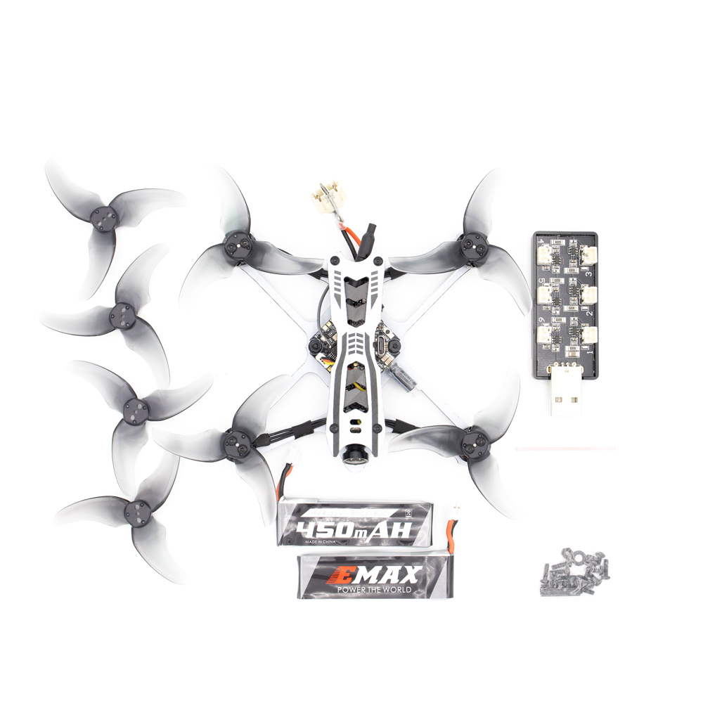 EMAX Tinyhawk Freestyle 115mm F411 2S 1103 7000KV Brushless Motor 2.5Inch Fpv Racing Drone BNF