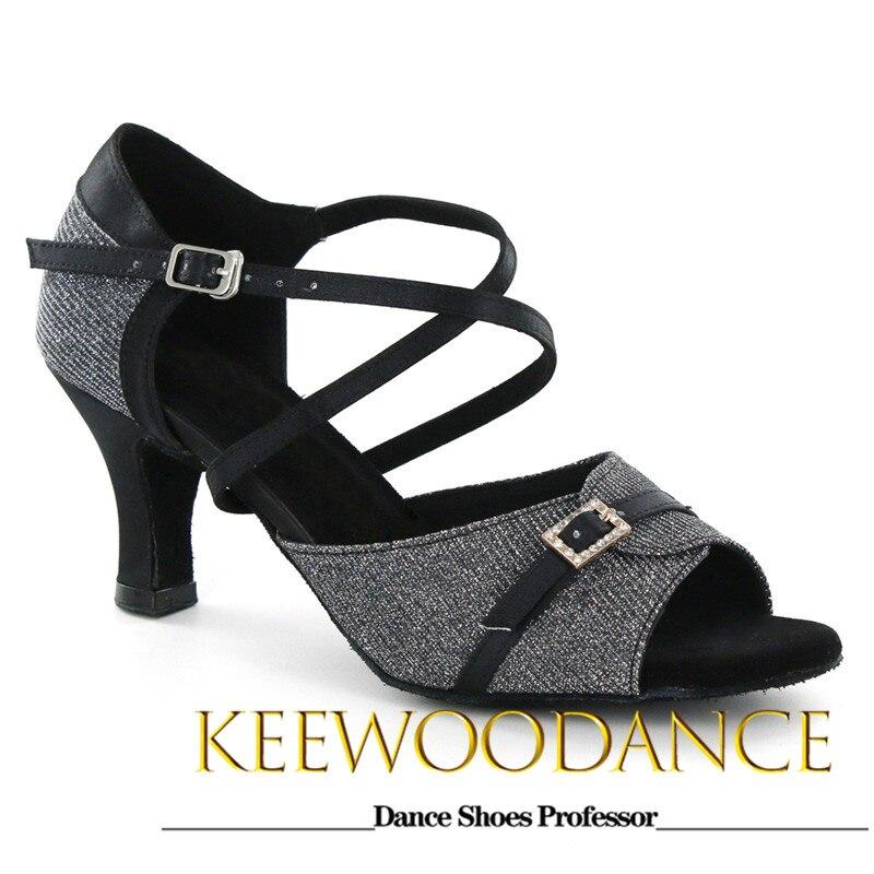 KEEWOODANCE Kizomba shoes Ballroom