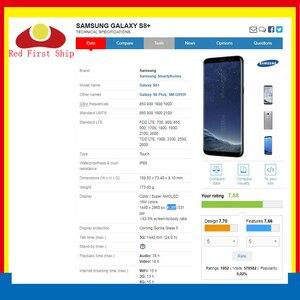 Image 4 - 10 ピース/ロットサムスンギャラクシー S8 G950 G950F/S8 + プラス G955 G955F タッチパネルフロント外側 s8 LCD ガラスレンズ