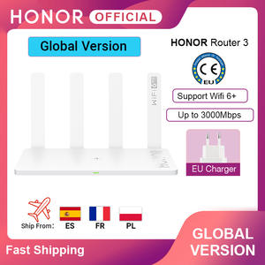 Honor Router Huawei Global-Version Smart 3-Wifi Dual-Band 3000mbps 6 Wireless Original