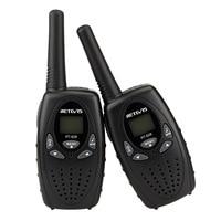 מכשיר הקשר 1 מתנה רדיו כף יד זוג RETEVIS RT628 מיני מכשיר הקשר Kids רדיו שני הדרך רדיו 0.5W UHF תדר נייד תחנת רדיו (5)
