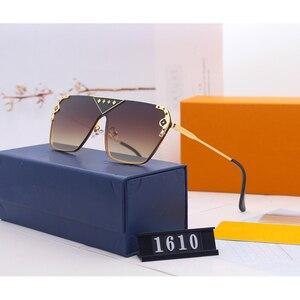 New Oversize men sunglasses wo