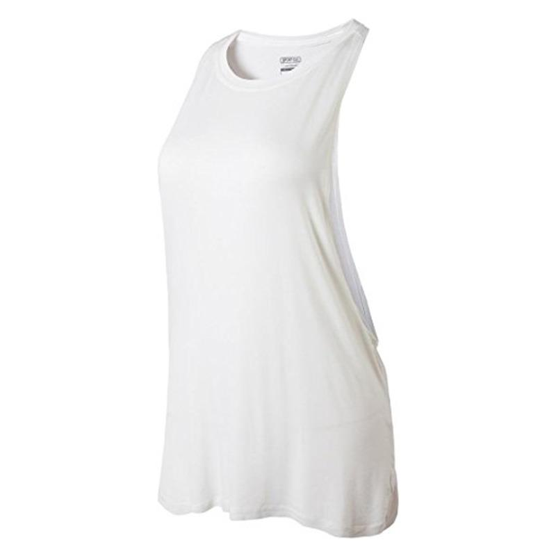 Jeansian Women 39 s Quick Drying Slim Fit Tank Tops Tanktops Sleeveless Vest Singlet SWT239 White in Tank Tops from Women 39 s Clothing