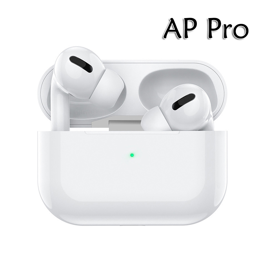 AP Pro Bluetooth Earphone Wireless Earphones Air3 AP Pro <font><b>tws</b></font> 1:1 <font><b>Smart</b></font> <font><b>Sensor</b></font> Headset Tap Control Earbuds NOT air pro airpodding image