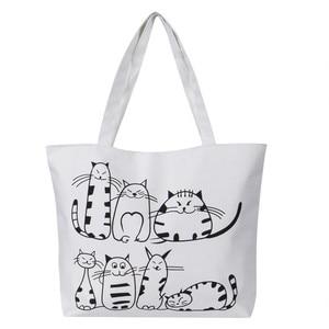 Girls Canvas Handbag Cartoon C