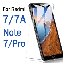 Not 7 Pro Protective Glass On For Xiaomi Redmi 7 a 7a Note 7Pro Note7 Ksiomi Notes a7 Redmi7 Note7pro armored Screen Protector