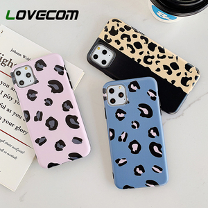LOVECOM Leopard Print Phone Ca