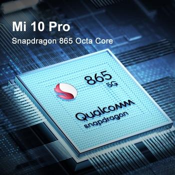 New Arrival Global Version Xiaomi Mi 10 Pro 8GB 256GB 5G Snapdragon 865 Octa Core 108MP Quad Camera Mi10 Pro Mobile Phone 1