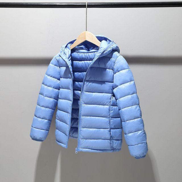 Boys Girls Cotton Winter Fashion Sport Jacket 2
