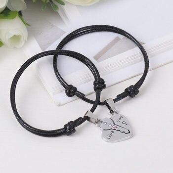 Bracelet pour Couple à Distance