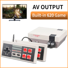 Consoles Gaming-Player Video-Game Retro Tv Dual-Controller 8-Bit Handheld Mini Family