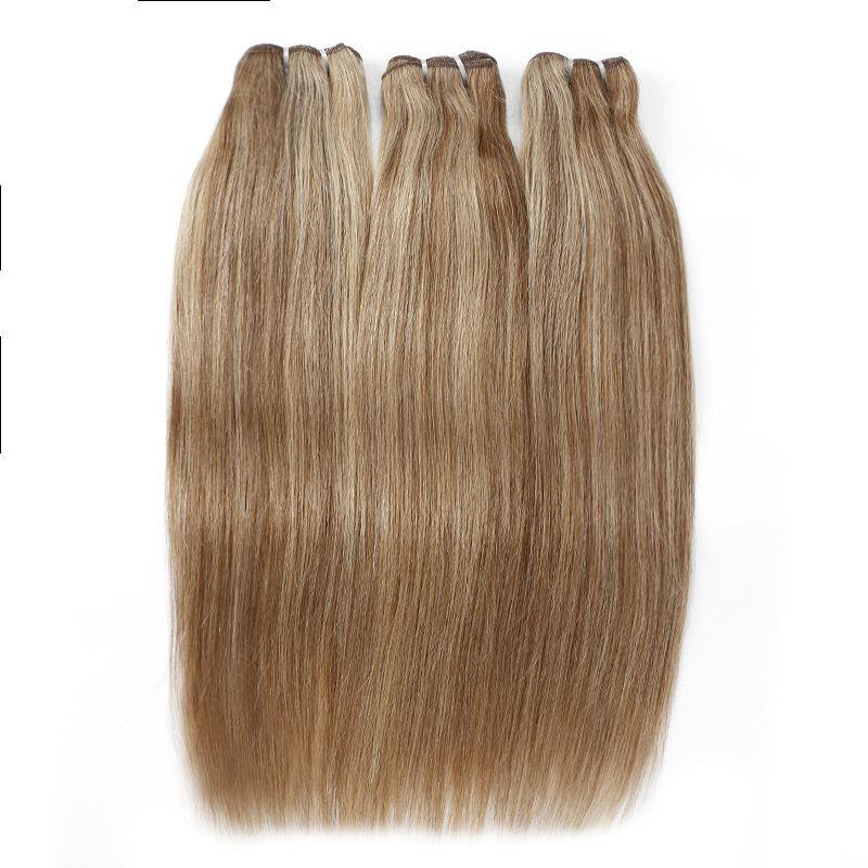 BHF Double Drawn Straight Hair 100g Piano Color 2